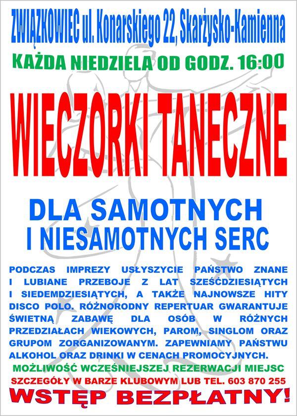 klub samotnych serc Wałbrzych