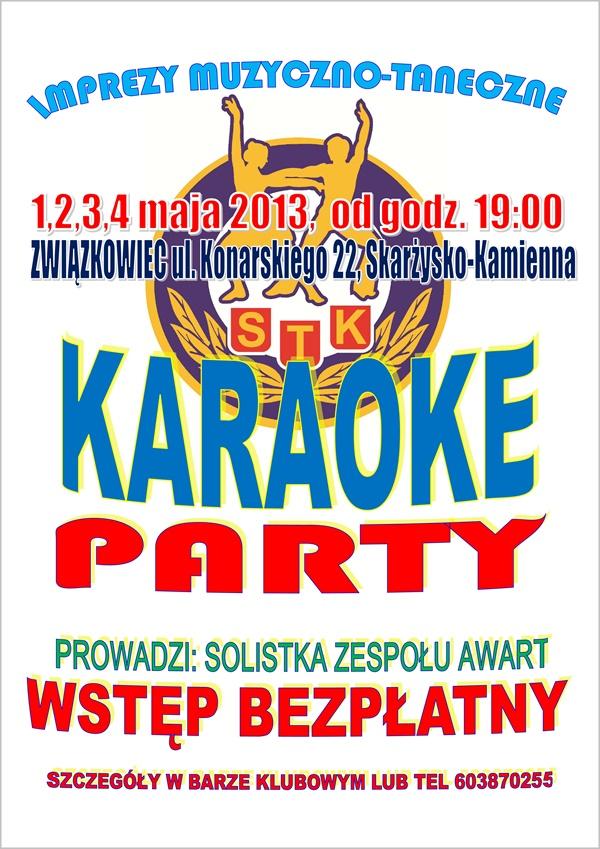 Karaoke Party – Związkowiec