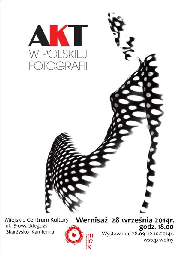 Akt w polskiej fotografii – Miejskie Centrum Kultury – wystawa