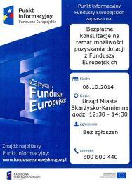 Pozyskiwanie dotacji z funduszy europejskich – konsultacje