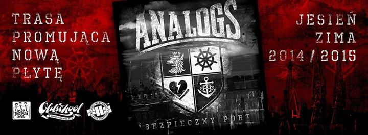 The Analogs – Klub Semafor – 05.12.2014 r.