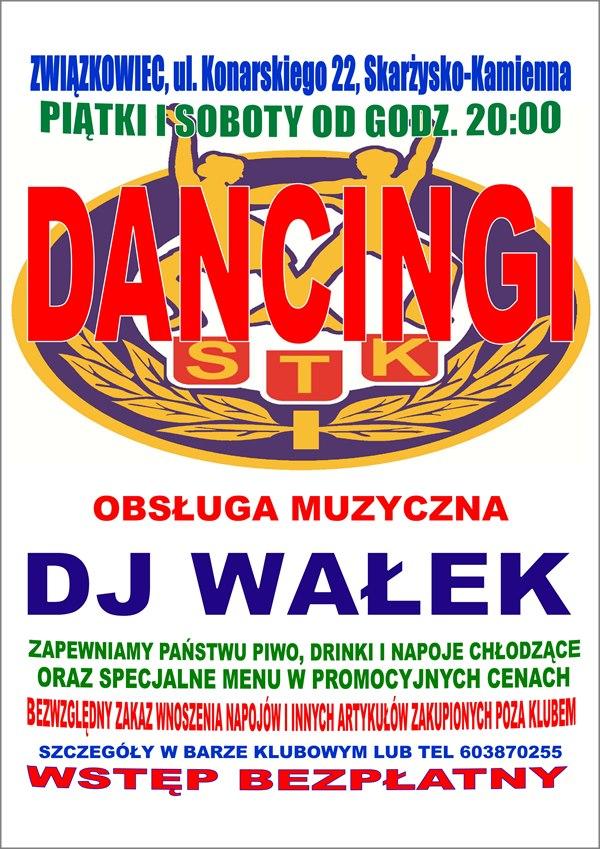 Dancingi – Klub Kolejarza Związkowiec
