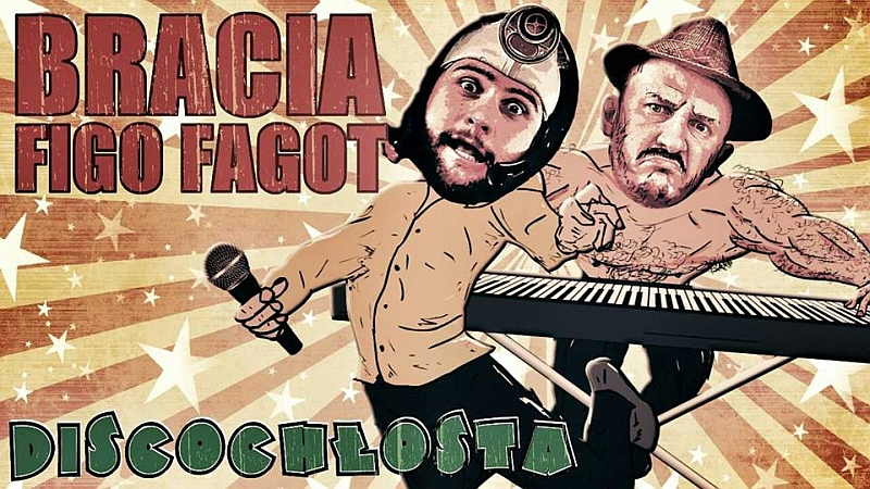 Bracia Figo Fagot –  Klub Semafor – Skarżysko-Kamienna – 20.12.2014 r.