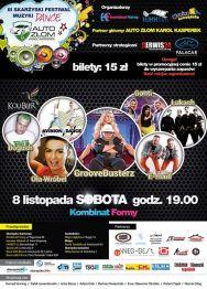 III Skarżyski Festiwal Muzyki Dance 2014 Auto Złom - Karol Kasperek