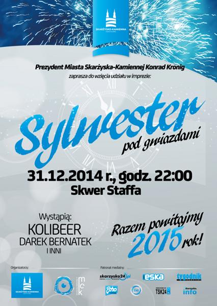 Sylwester pod gwiazdami - MCK - 31.12.2014 r.