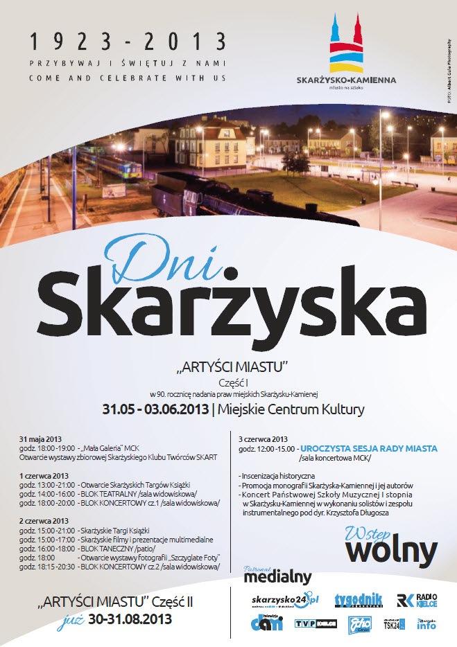 90-lecie Skarżyska - Dni Skarżyska - MCK