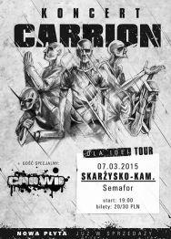 Carrion – koncert